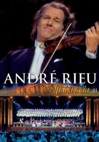 Cover André Rieu - Live in Maastricht II [DVD]